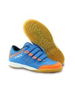Brabo Indoor Hockey Shoe Blue/Orange