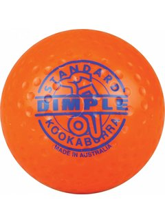 Kookaburra Dimple Standard Orange Hockeyball