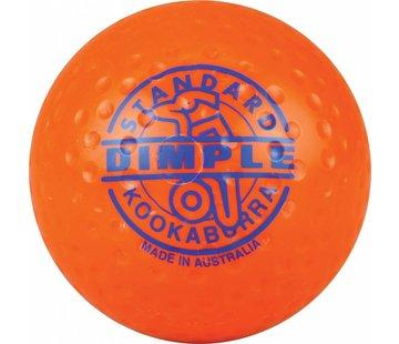 Kookaburra Dimple Standard Orange Hockeyball