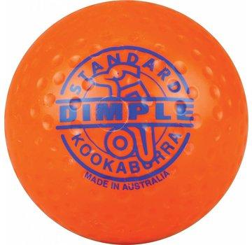 Kookaburra Dimple Standard Oranje Hockeybal