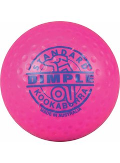 Kookaburra Dimple Standard Roze Hockeybal