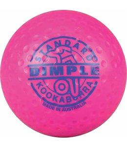 Kookaburra Dimple Standard Pink Hockeyball