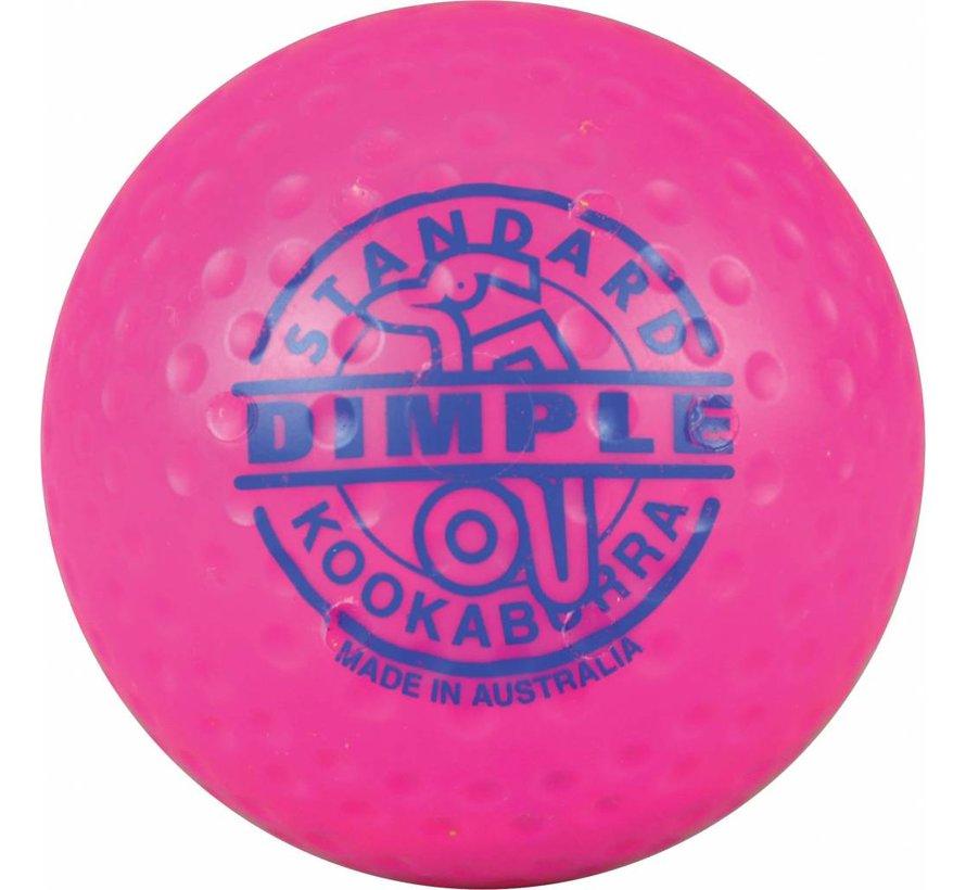 Dimple Standard Roze Hockeybal
