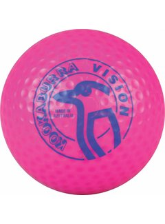 Kookaburra Dimple Vision Pink Hockeyball
