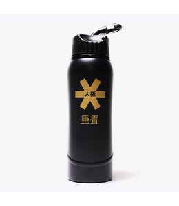 Osaka Metal Waterbottle 2.0 Zwart/Brons
