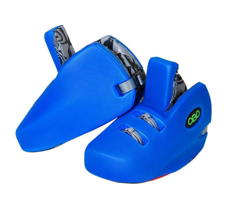 Robo Hi-Rebound Plus Kickers Blauw