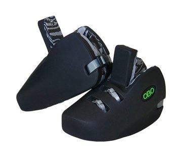 Obo Robo Hi-Rebound Plus Kickers Black