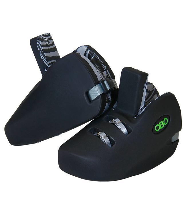 Obo Robo Hi-Rebound Plus Kickers Zwart