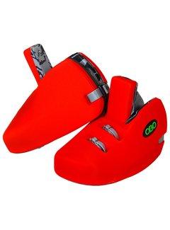 Obo Robo Hi-Rebound Plus Kickers Rot