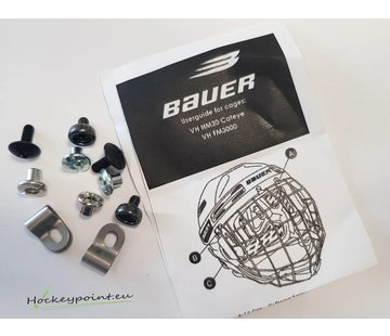 Bauer Repairkit Helm