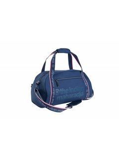 Indian Maharadja Sports Bag Blue