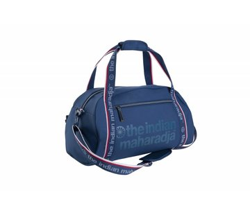 Indian Maharadja Sports Bag Blue