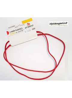 Brabo Hairband Red small (2 pieces)
