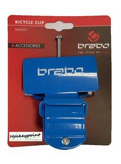 Brabo Bike Clamp Blue