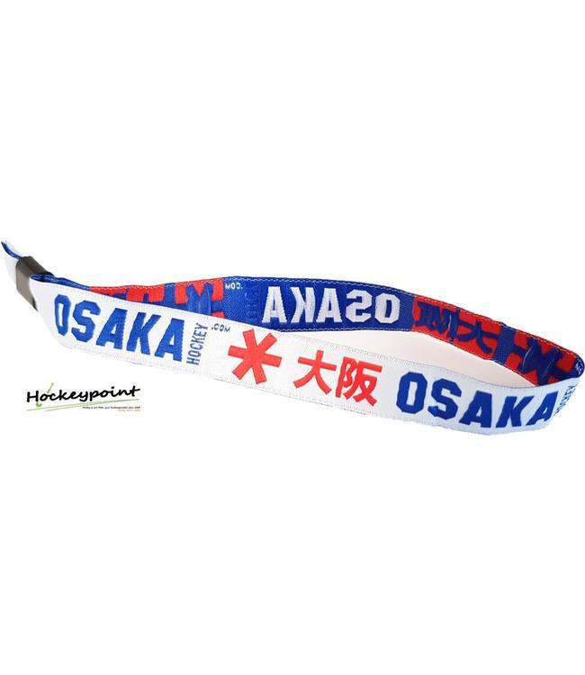Osaka Bracelet Blauw /Rood/Wit