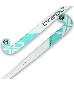 Brabo IT Heritage 40 White/Aqua