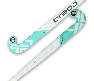 Brabo IT Heritage 40 White/Aqua