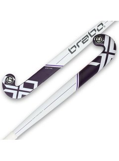 Brabo IT Heritage 40 White/Purple