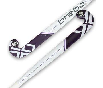 Brabo IT Heritage 40 White/Purple