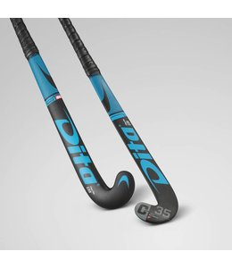 Dita FiberTec C35 Indoor Junior Blau/Schwarz
