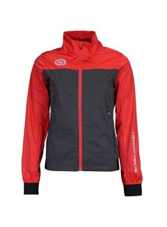 Indian Maharadja Women's Elite Jacket Red/Anthracite