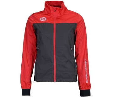 Indian Maharadja Women's Elite Jacket Red/Anthracite