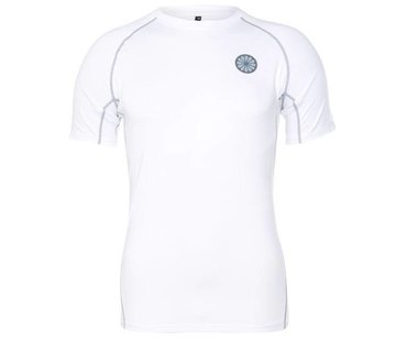 Indian Maharadja Men's First Layer Compression Tee Wit