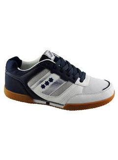 Rucanor Silvan Indoor Schoenen Navy/Wit
