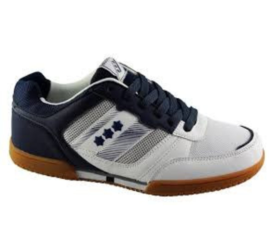 Silvan Indoor Schoenen Navy/Wit