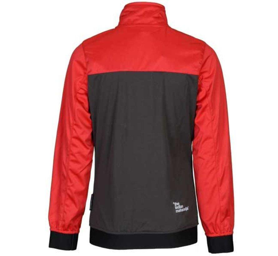 Kids Elite Jacket Rood/Antraciet