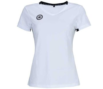 Indian Maharadja Damen Tech Shirt Weiss