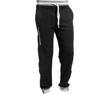 Indian Maharadja Men's Knitted Pants Schwarz/Grey