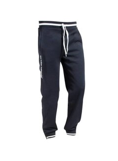 Indian Maharadja Men's Knitted Pants New Navy