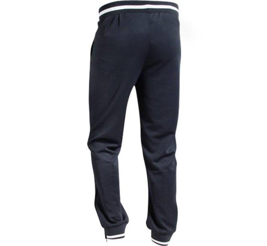 Herren Knitted Pants Navy