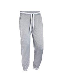 Indian Maharadja Men's Knitted Pants New Grau
