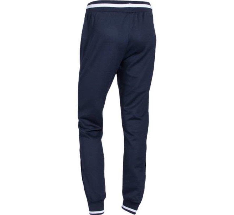 Damen Knitted Pants  Navy