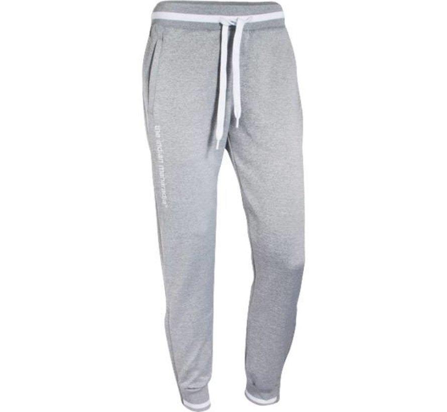 Damen Knitted Pants Grau