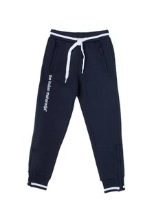 Indian Maharadja Kids Knitted Pants New Navy