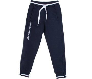 Indian Maharadja Kids Knitted Pants Navy