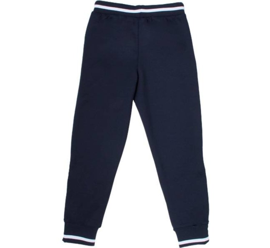 Kids Knitted Pants New Navy