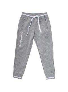 Indian Maharadja Kids Knitted Pants Grey