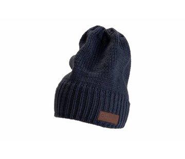 Indian Maharadja Mütze dunkelblau