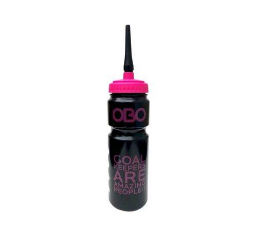 Obo Goalie Water Bottle Roze