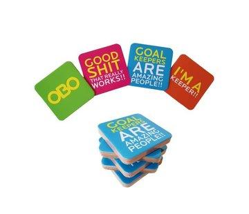 Obo Coasters