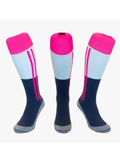 Hingly Blue-Pink-White-2-Stripes
