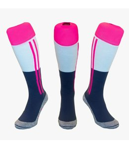 Hingly Blau-Pink-Weiss-2-Streifen