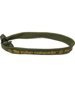 Indian Maharadja Bracelet Geel/Groen