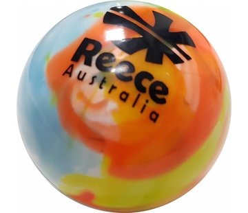 Reece Match Ball Orange/Yellow/Blue
