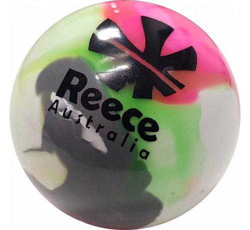 Reece Match Ball Grijs/Roze/Groen