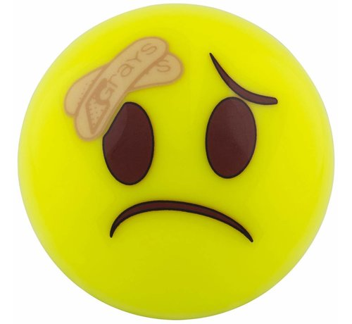 Grays Emoji Injured
